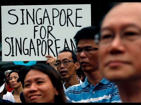 The Stream - 'Singapore for Singaporeans'?