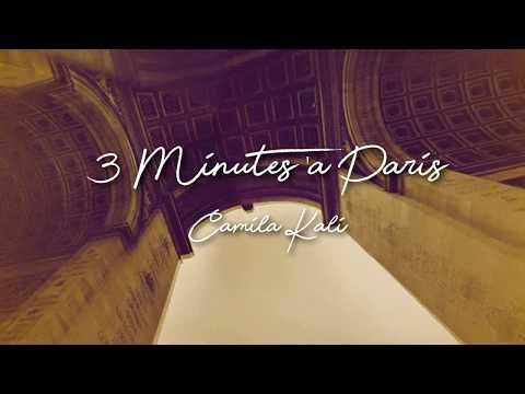 3 Minutes à Paris [lofi hip hop / chill beat] [video]