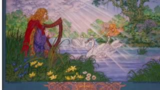 ASMR Irish Folklore - The Children of Lir