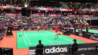LGPG 2013 - QF - MS - Viktor Axelsen Vs Xue Song Match Point