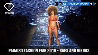 Baes and Bikinis Sexy Swimwear Paraiso Fashion Fair 2019  | FashionTV | FTV Mp3