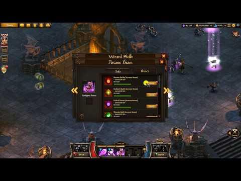 KR - Wizard Builds #1 (ball, Burst, Beam)