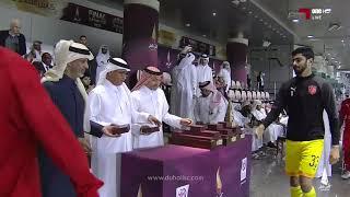 الدحيل وصيفاً لكأس قطر 2020