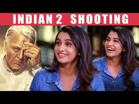 Indian 2 Role , Shankar's Script Discussion, Kamal- Priya Bhavani Shankar Opens up