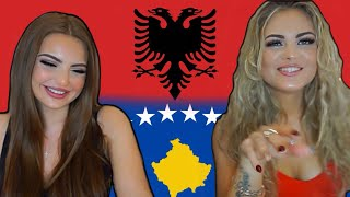 TRYING TO SPEAK ALBANIAN!!! ( WORDS, PHRASES & TONGUE TWISTERS!)