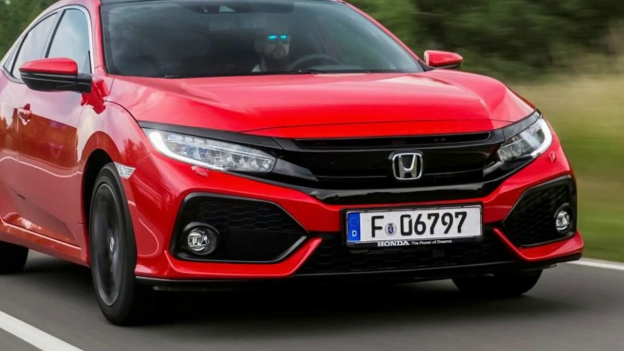 New Honda Civic diesel with strong fuel economy range march 2018