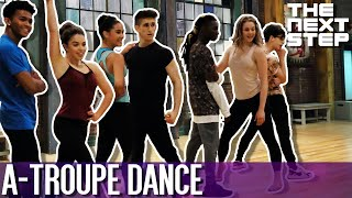 """Work"" A-Troupe Routine - The Next Step 6 Extended Dance"