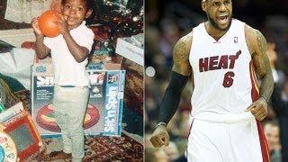 Athlete Childhood Pics!