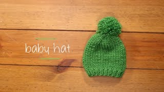 1 Hour Project: Baby Hat With Stefanie Japel