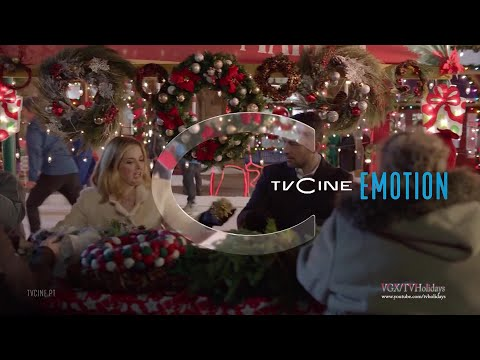 TV Cine Emotion HD Portugal Christmas Advert and Ident 2020