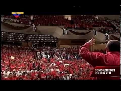 """""""Cantando con Chávez"""", Evento completo en el Teatro Teresa Carreño (2015)"""