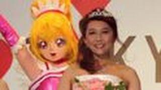 「ドキドキ!プリキュア」の主人公・相田マナ役の声優、生天目仁美が結...