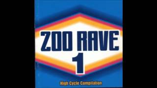 Zoo Rave - Bleu - Burn It