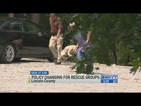 Rescue group policies changing