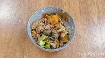 Homemade Dog Food for IBD, IBS and Colitis (High Fiber)