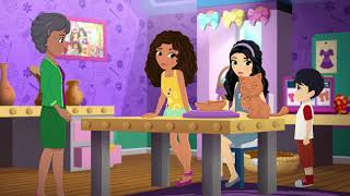 LEGO Friends - Season 3 - Webisode 25 - Беспокойно...