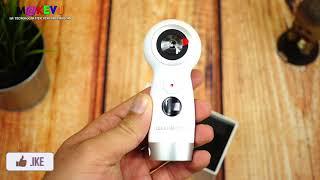 Unboxing Wunder 360 : camera 360° wonderful ITA