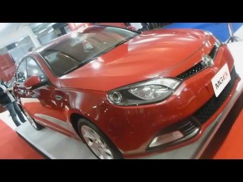 Morris Garages MG 6 2013 Salón Automóvil Bogota 2012 FULL HD