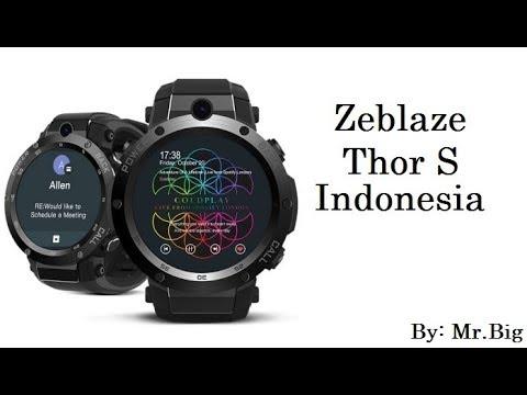 zeblaze thor s