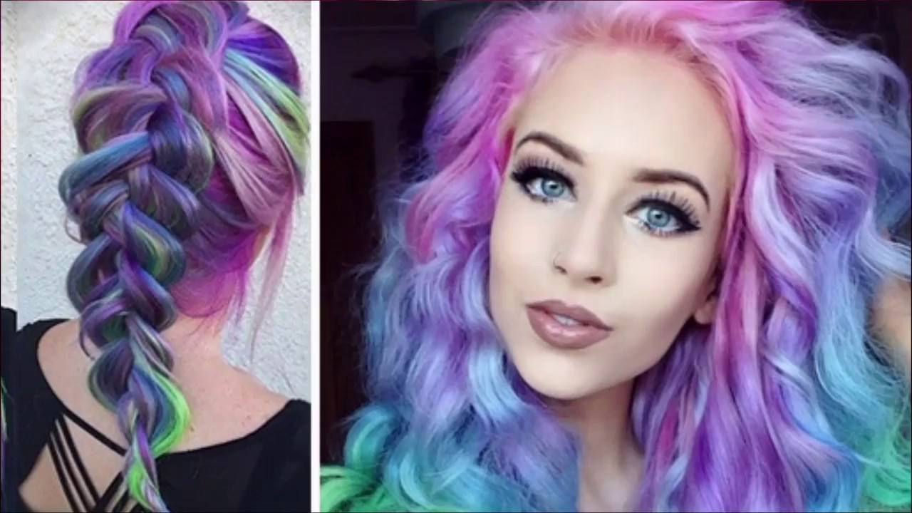 Peinados de Moda TUMBLR TENDENCIAS 2017 - YouTube