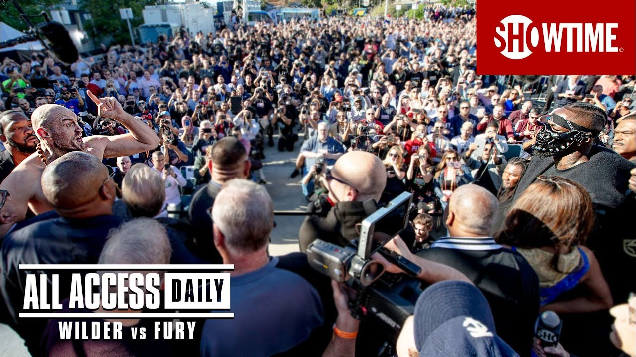 Download ALL ACCESS DAILY: Wilder vs. Fury | Part 4 | Sat, Dec 1 on SHOWTIME PPV