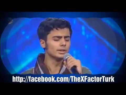 Atakan - Hani Benim Gençliğim - X Factor Türkiye Performansı -17 Şubat 2014