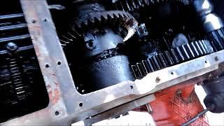 UMZ-8040.2 gearbox va orqa ko'prik qismi Ta'mirlash № 1
