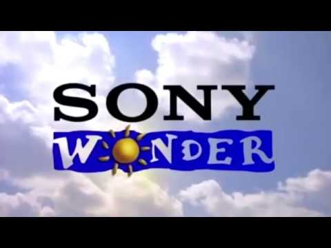 Sony and Sony Wonder logo (1995/2016) - YouTube