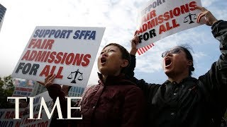Lawsuit By Asian-American Students Against Harvard Could End Affirmative Action As We Know It   TIME