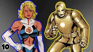 Top 10 Worst Superhero Costumes You Wish You Could Forget