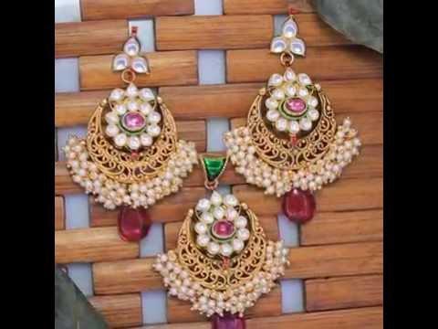 indian costume jewelry