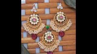 indian costume jewelry Thumbnail