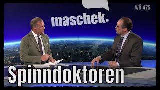Maschek – Spinndoktoren