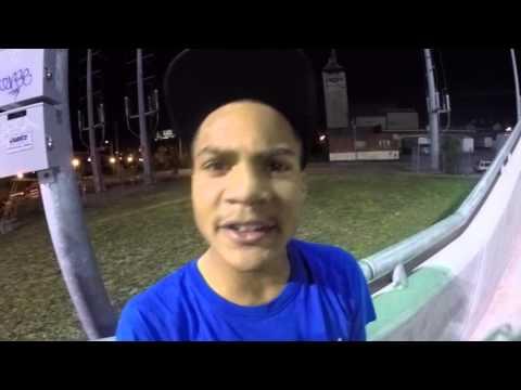 DBlock meets Louisville Skatepark