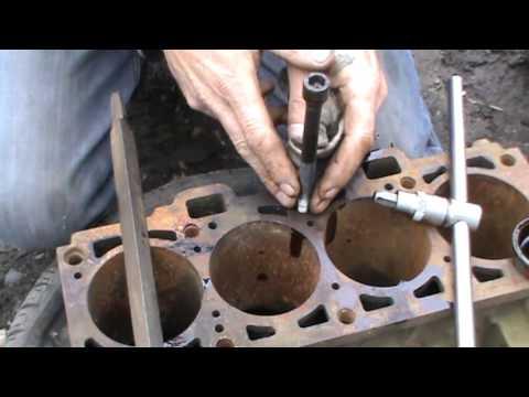 Что будет если попадет масло в резьбу блока двигателя