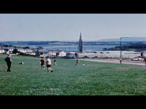 Derry City - Ireland 1968