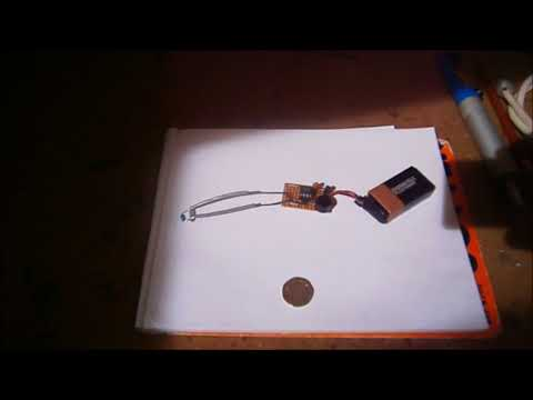 A DIY Poinpointer for MetalDetecting