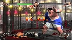Virtua Fighter 5 FS:Taka-Arashi Gameplay