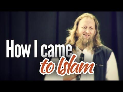 How I came to Islam - Anthony became Abdurraheem Green