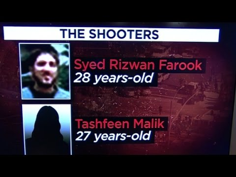 Who are the San Bernardino shooters?