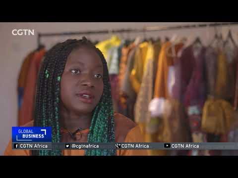 Sierra Leonean designer beats all odds through fashion