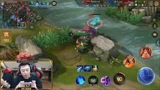 Box Ps Man cầm Slimz cùng cặp đôi Bé Chanh và Box Khiên liệu có làm 1 trận đấu kịch tích