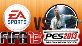 pes 2013 vs fifa 2013 full comparison reviews ign