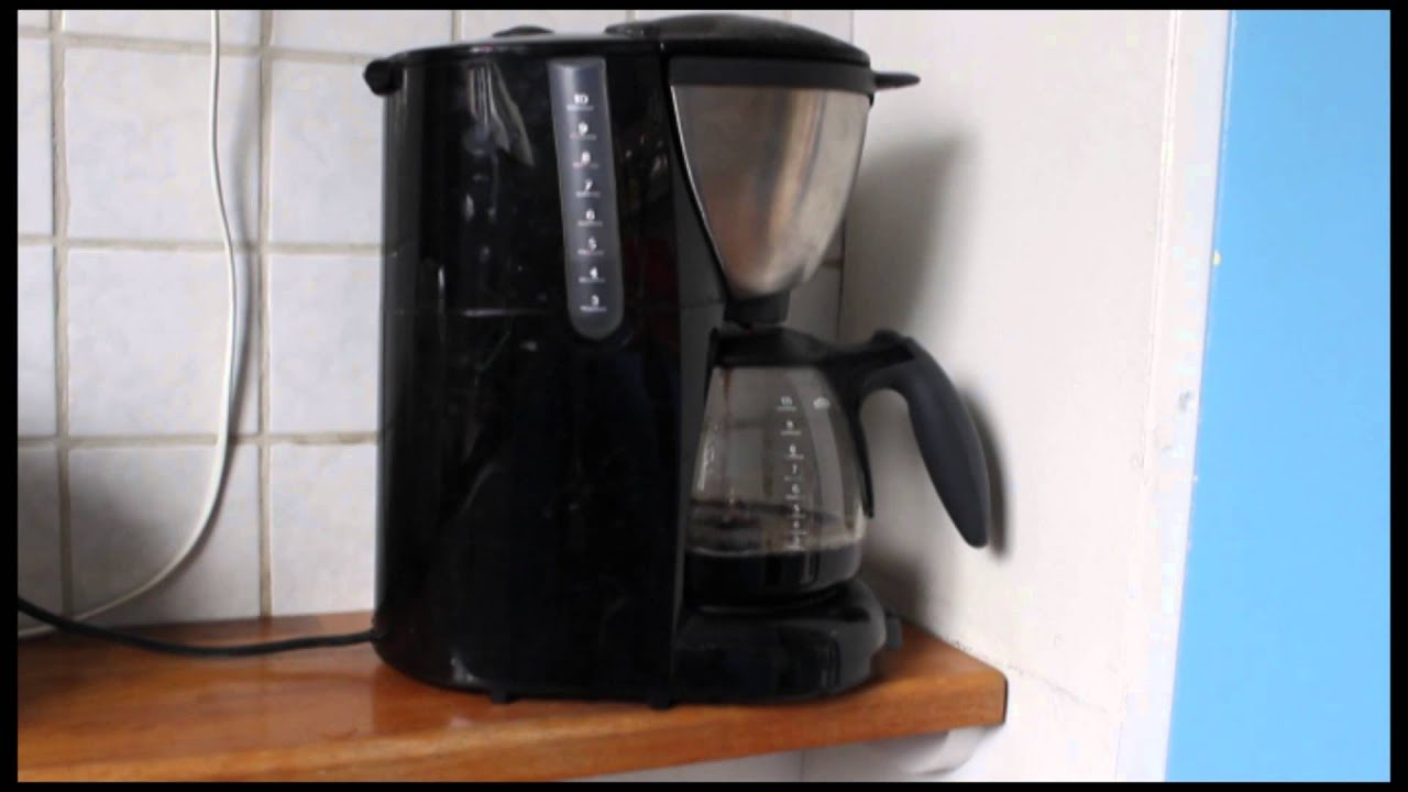 Home Leader Coffee Maker : Coffee maker - YouTube