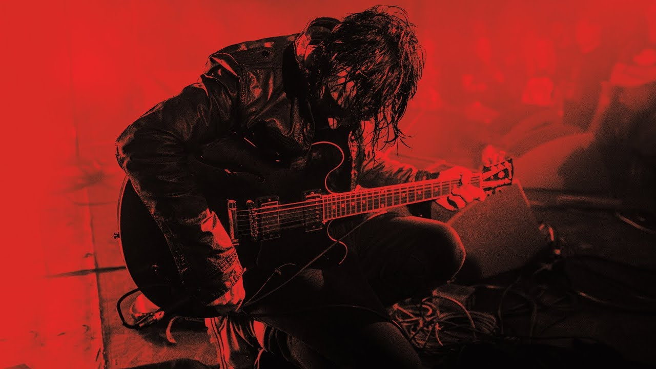 Black And Red >> Reignwolf Black And Red Official Audio