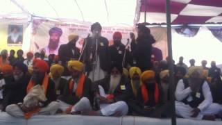 12 FEB 2014 | Sant Jarnail Singh Bhindranwalian Da Janam Divas Fatehgarh Sahib | SADA (MANN) 3.