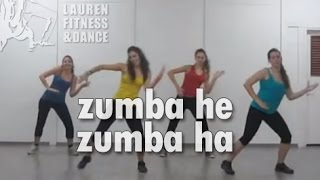 Zumba ® fitness class with Lauren- zumba he zumba ha