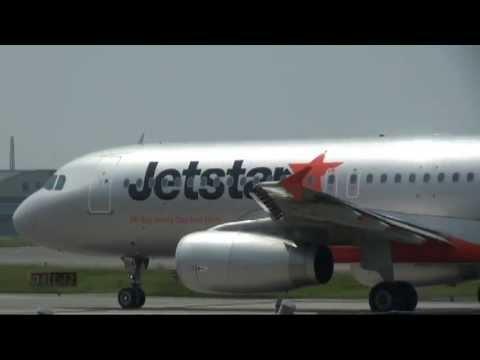 Jet star ★ Japan A320-200 at Fukuoka Airport ジェットスター★@福岡空港