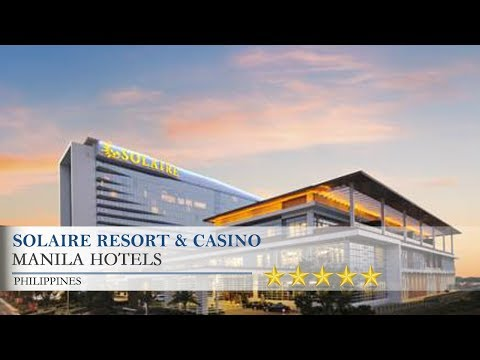 Solaire Resort & Casino - Manila Hotels, Philippines