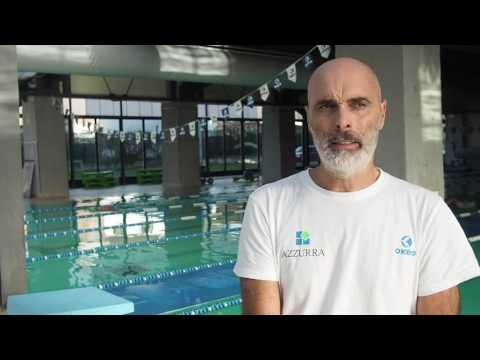 Autismo TMA terapia multisistemica in acqua  metodo Caputo Ippolito Azzurra Piscine